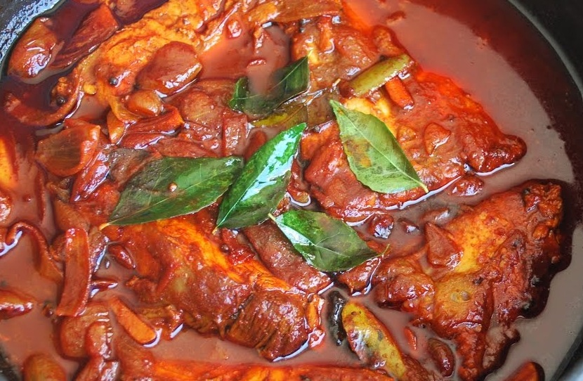 Kottayam Fish Curry_Naadan Food