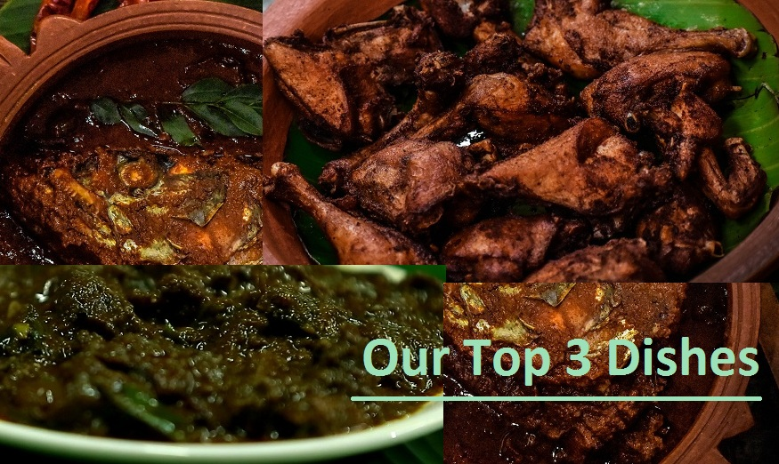 Top 3 dishes_Traditional Kerala Food