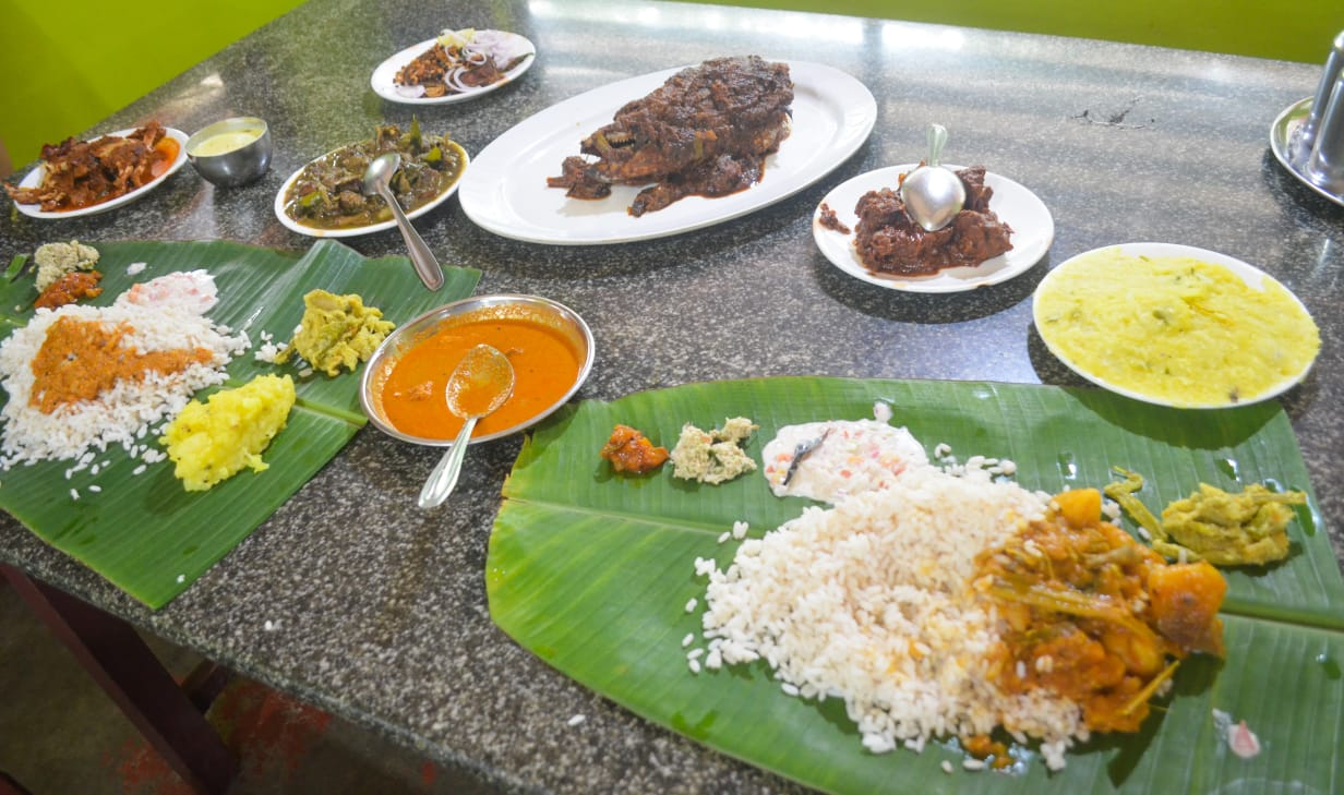 Kerala Food Trivandrum